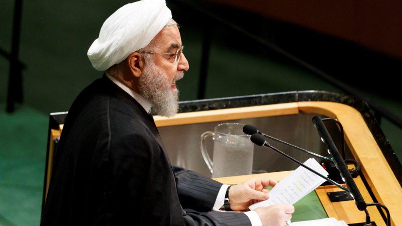 El presidente de Irán
