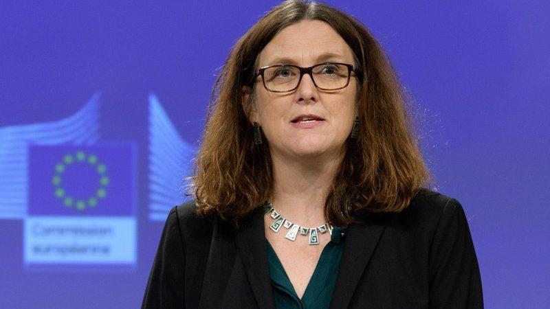 Comisaria de Comercio de la UE