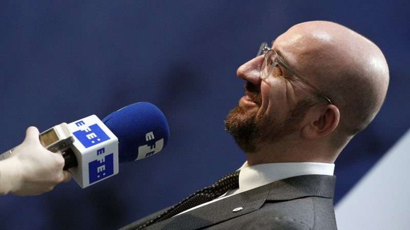 Michel, presidente Consejo Europeo: Borrell y yo estamos en la misma onda