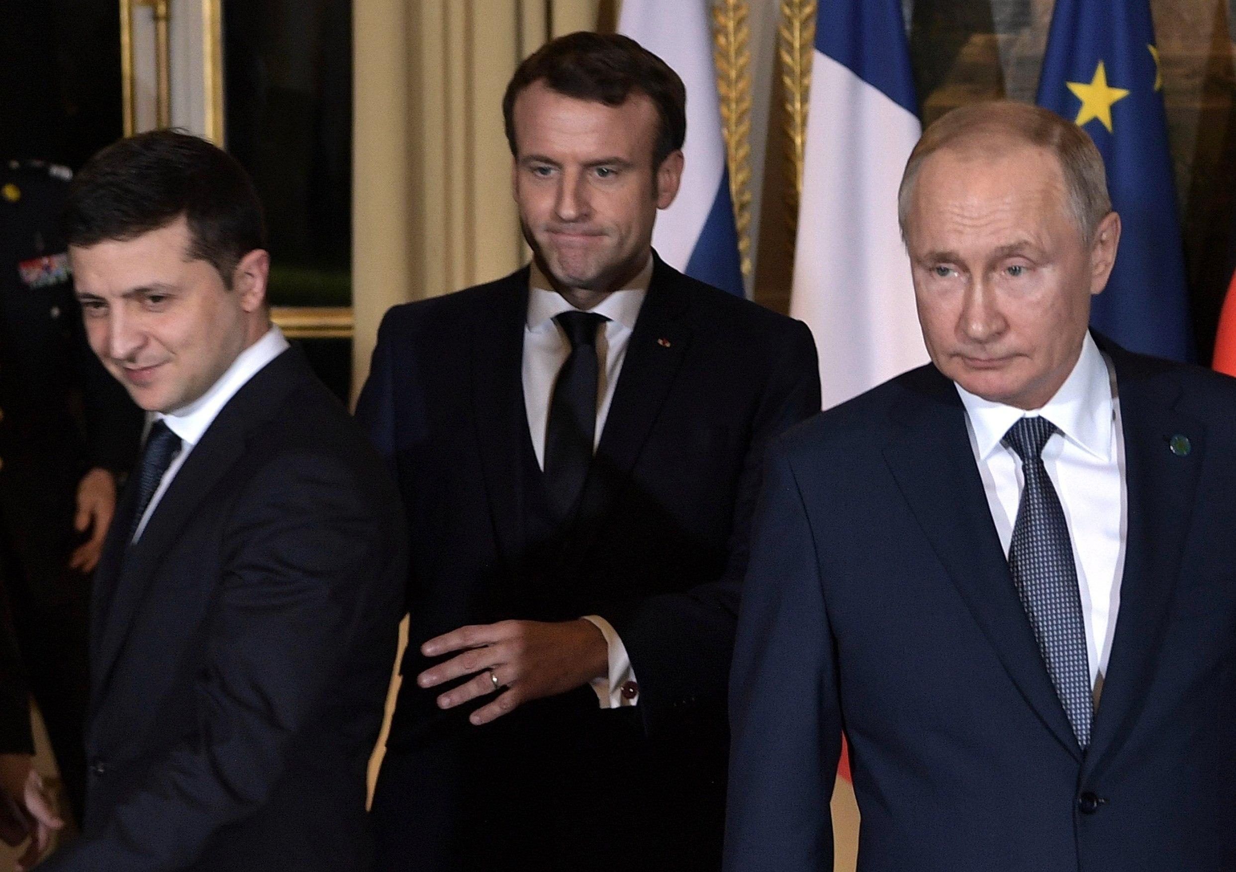 Putin y Zelenski se reunirán por primera vez después de cumbre sobre Donbás