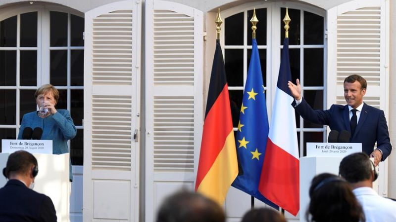 eje franco-alemán