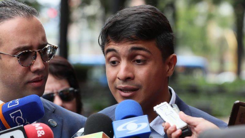 Alt= El activista de derechos humanos Lorent Saleh.EFE/Mauricio Dueñas Castañeda/ArchivoLos activistas latinos por los derechos humanos miran al futuro con optimismo